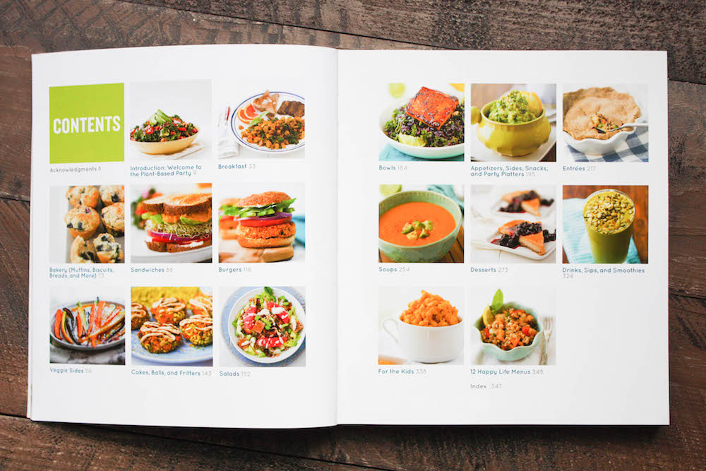Healthy happy vegan kitchen recipe review cookbook giveaway when kathy offered to she us a copy to review we were thrilled weve made a few recipes from the book so far but our favorite has been these sweet forumfinder Gallery